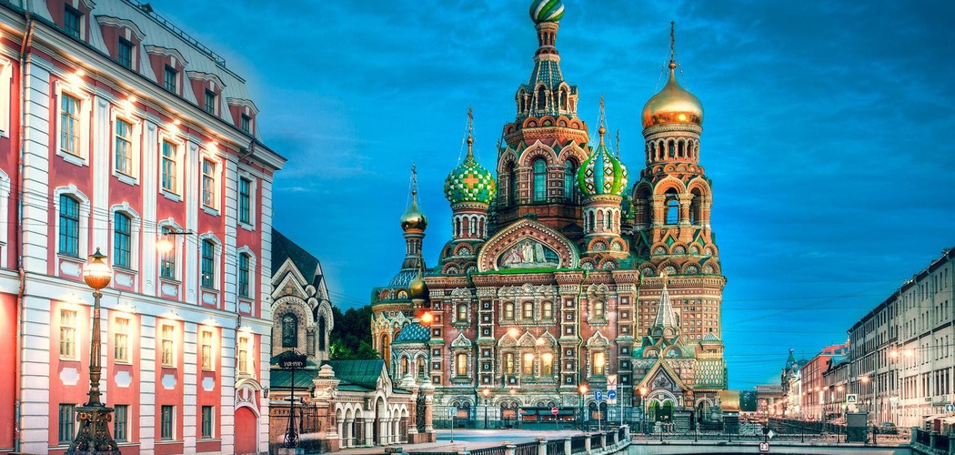 CHURCH OF THE SAVIOUR ON THE SPILLED BLOOD