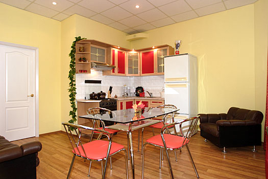 kitchen dining place