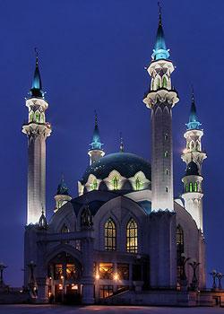 kul scharif moschee kasan