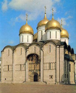 KREMLIN WITH VISIT TO THE ASSUMPTION