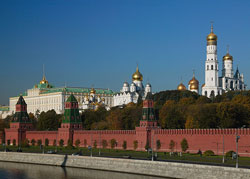 KREMLIN WITH VISITING THREE CATHEDRALS