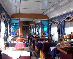 Restaurant train no. 10